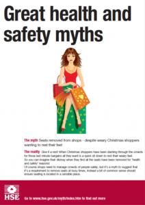 HSE H&S Myth 3