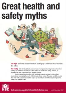 HSE H&S Myth 7