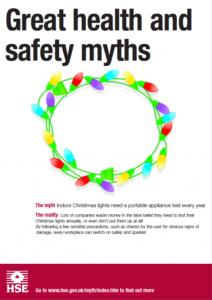 HSE H&S Myth 8