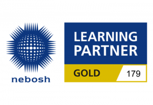 NEBOSH Gold Logo (Wide)